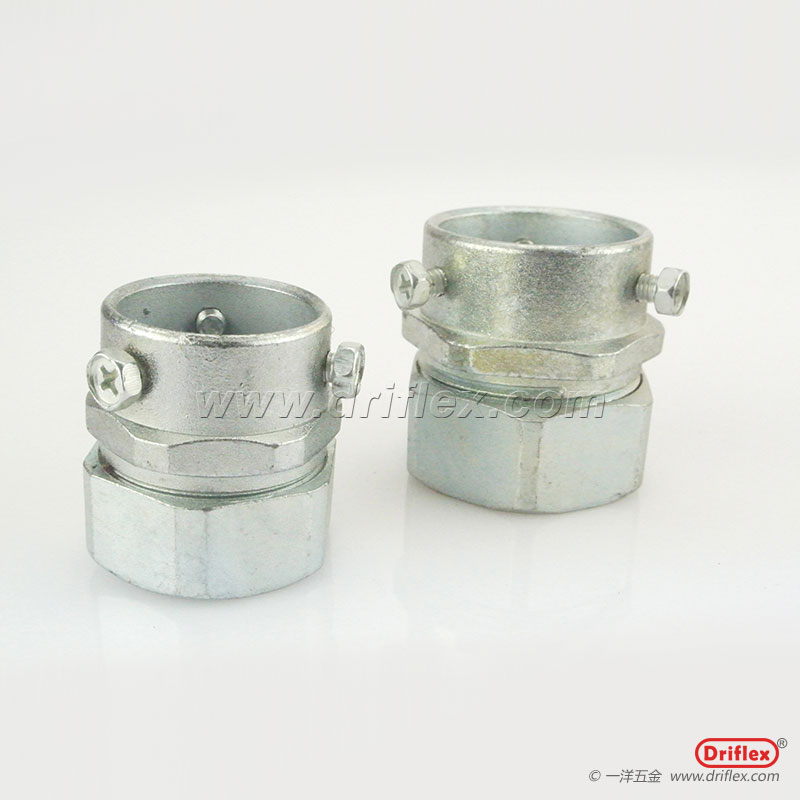 DKJ-zinc alloy connector